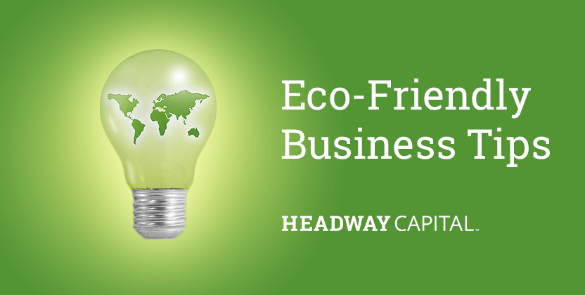 How To Be a Green Business