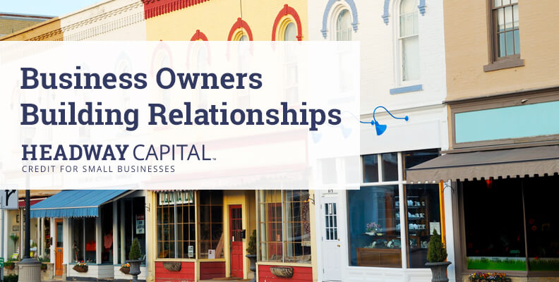 How to Develop Relationships With Other Small Businesses