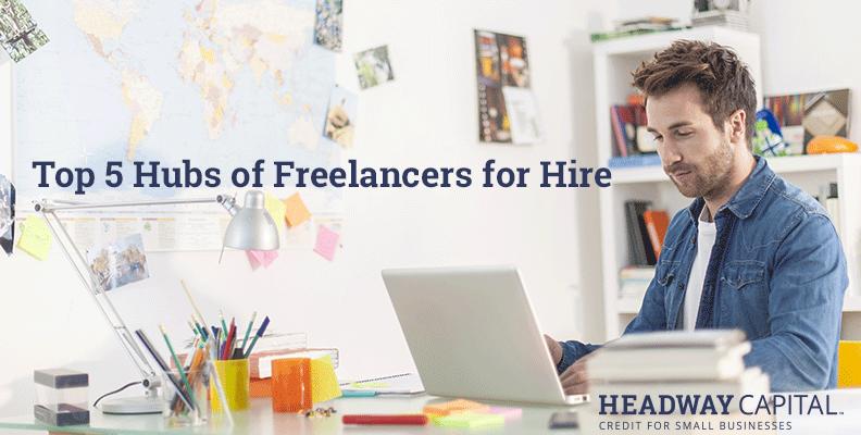 Where to Hire Creative Freelancers