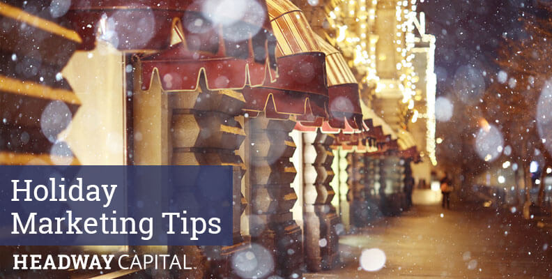 10 Ways to Boost Business this Holiday Season
