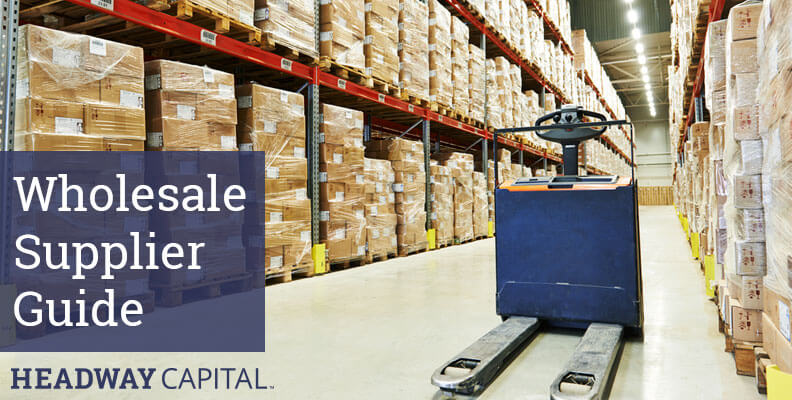 How to Find a Wholesale Supplier