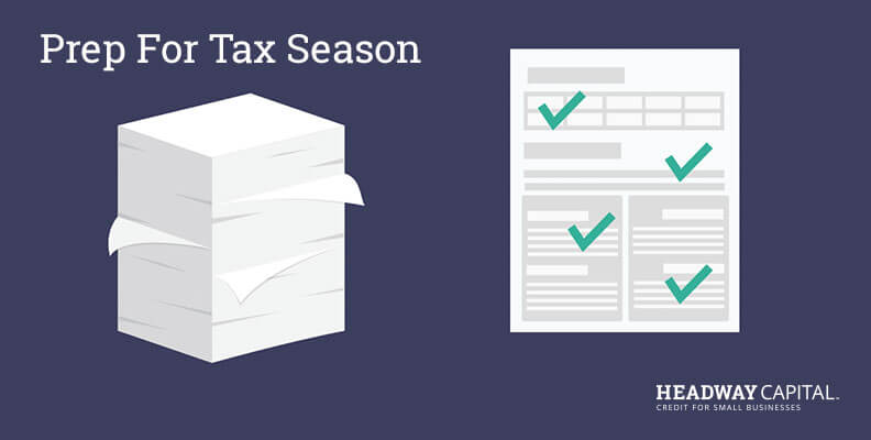 How to Prep For Tax Season (Video)