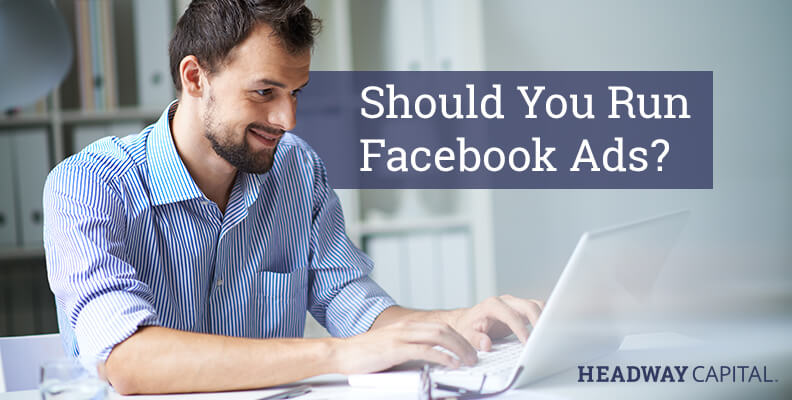 How Your Small Business Can Run Facebook Ads