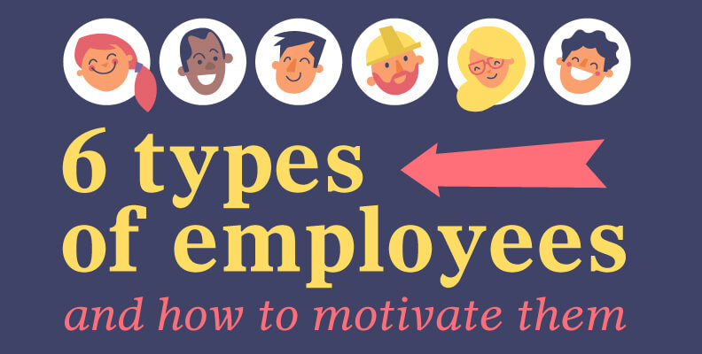 6 types of employees and how to motivate them