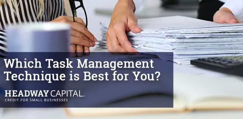 Which Task Management Technique Is Best for You?