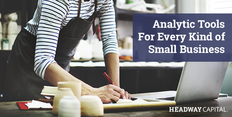 Analytic Tools For Every Kind of Small Business