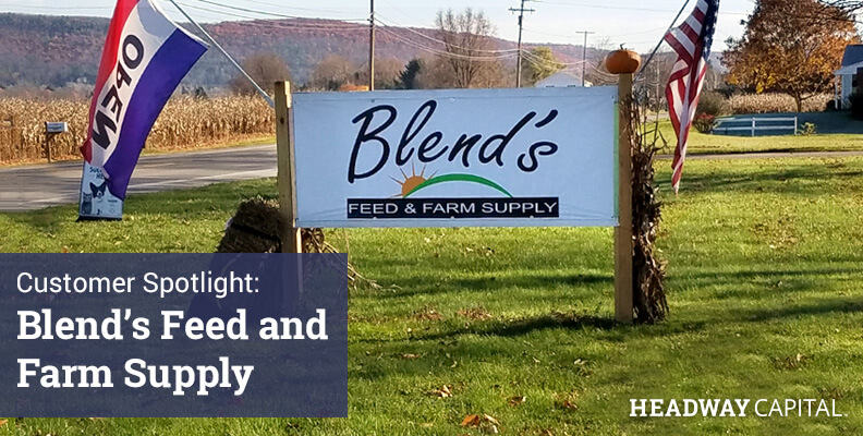 Customer Spotlight: Blends Feed and Farm Supply