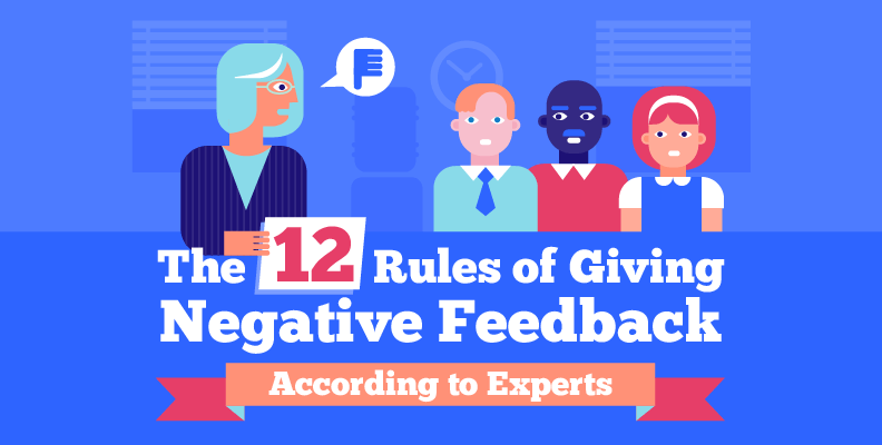 The 12 Rules of Giving Negative Feedback (According to Experts)
