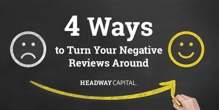 Monthly Challenge: Minimize the Effects of Negative Reviews