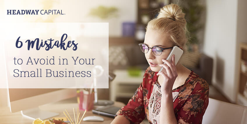 Most Common Mistakes of First-Time Business Owners