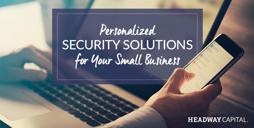Monthly Challenge: Security Solutions for Small Business