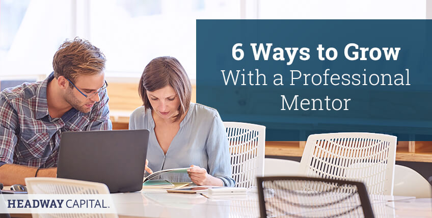How to Find a Professional Mentor