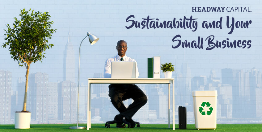 Small Business Sustainability Plan in 4 Steps