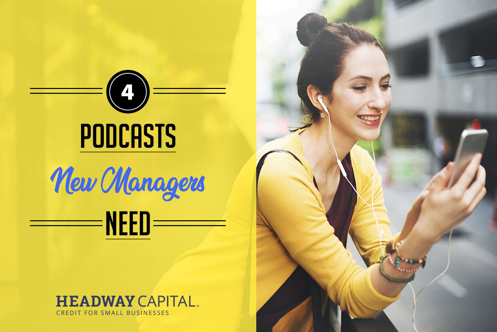 Podcasts for First-Time Managers