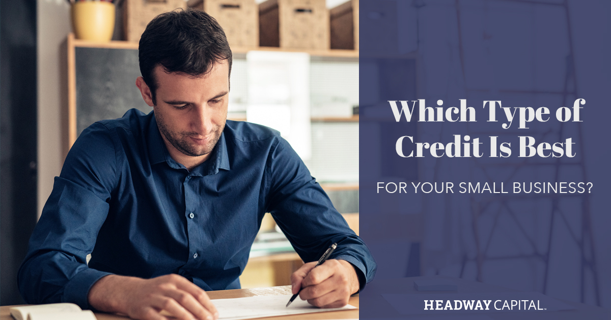 Credit Card, Cash Advance, or Line of Credit — Which Is Better for Your Small Business?