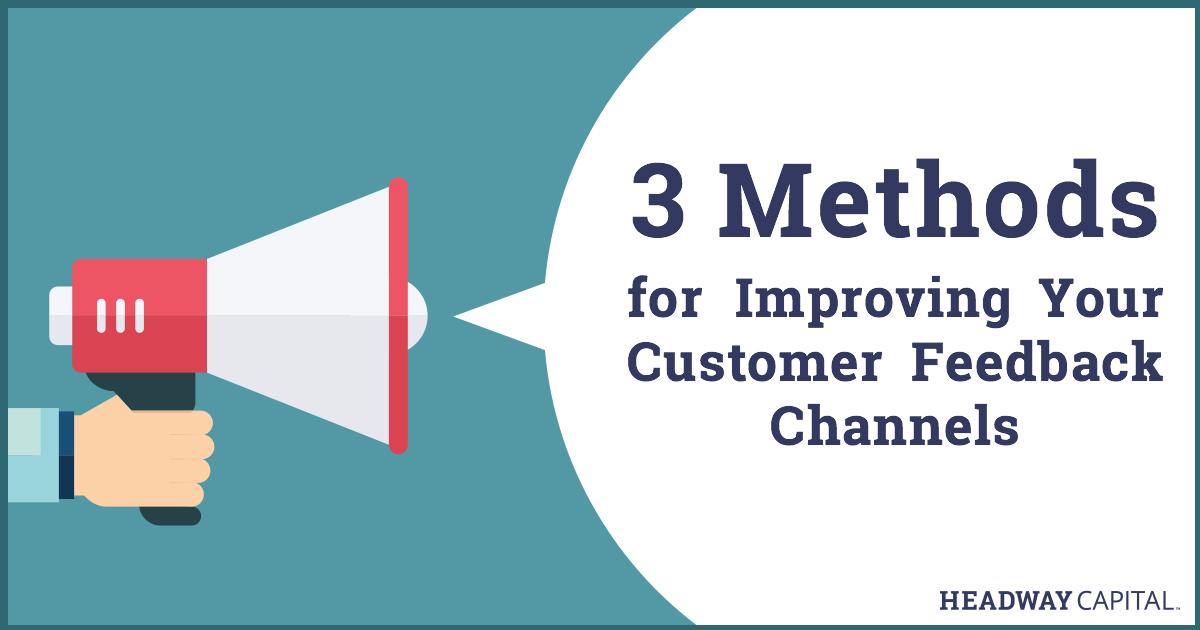 Managing Customer Feedback Through Online Channels