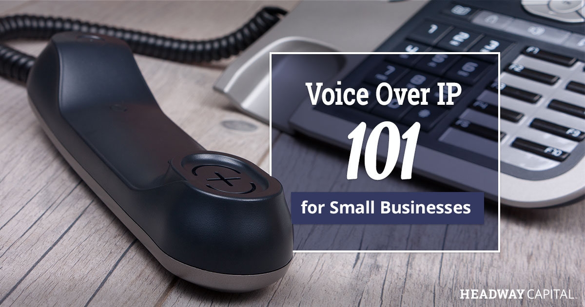 A Small Business Guide to Voice Over IP