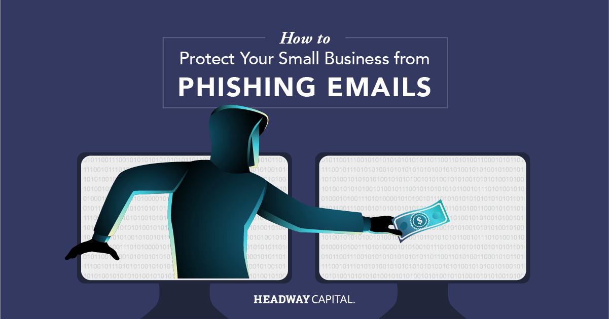 Small Business Security: How to Avoid Email Phishing