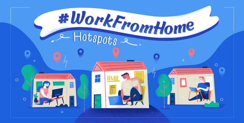 The Remote Work Capitals of the World