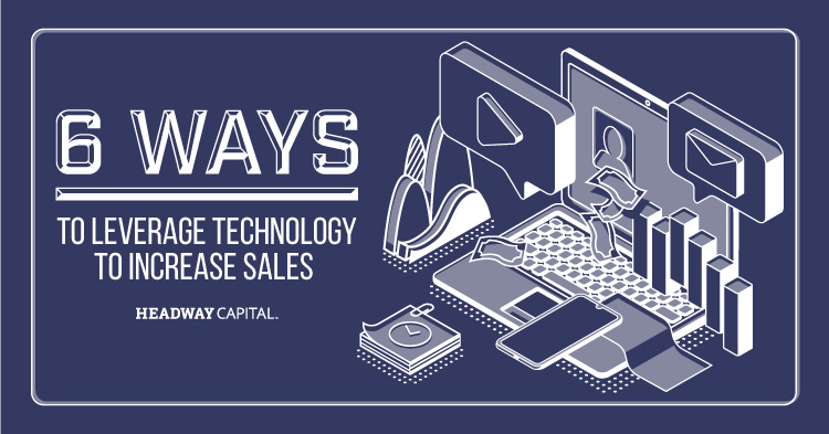How to Utilize Technology to Drive Sales