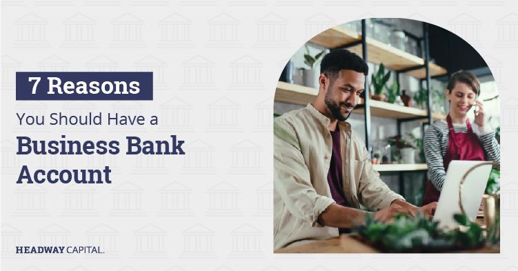 क्या मेरी कंपनी को व्यवसाय बैंक खाते की आवश्यकता है?