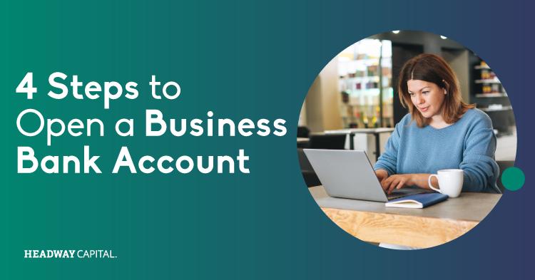 मैं एक लघु व्यवसाय बैंक खाता कैसे खोल सकता हूँ?